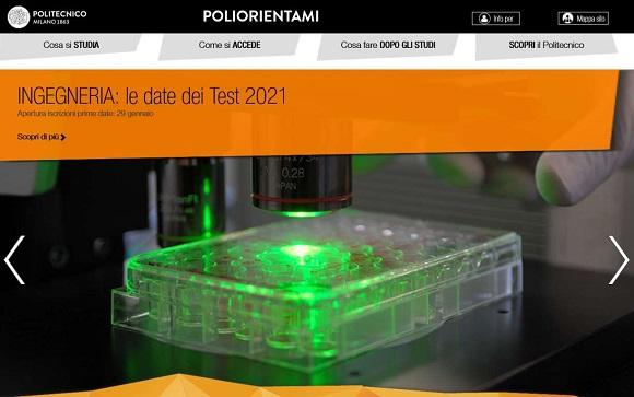 Politecnico di Milano – borse di studio per partecipazione a TechCamp@Polimi 2021