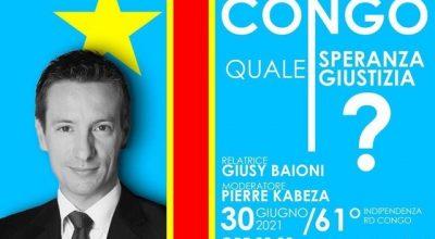 Incontro a Desio mercoledì 30 giugno Luca Attanasio 61° anniversario dell'Indipendenza della Rep. Democratica del Congo